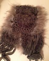 Отдается в дар Тёплые шарфы