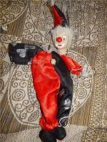 Отдается в дар кукла марионетка