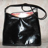 Отдается в дар Чёрная сумочка