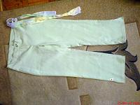 Отдается в дар Женские брюки (или капри?) летние
