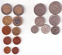 Отдается в дар Суверины из Греции (монеты, магниты, билеты, мыло, гель для душа, шампунь, бердикль, пробка, лава застывшая)