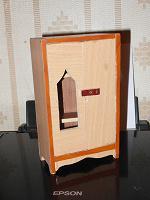 Отдается в дар Деревяный шкаф для кукольного дома.