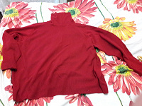 Отдается в дар Водолазка и рубашка женские р.60