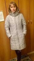 Отдается в дар Зимнее пальто 40-42 размера