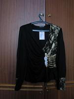 Отдается в дар Женская нарядная блузка 46-48