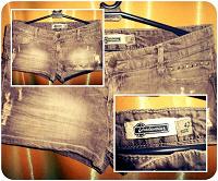 Отдается в дар Шортики джинсовые