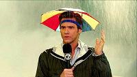 Отдается в дар Зонтик на голову!