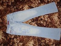 Отдается в дар Дарю джинсы женские рост 165-168 см.