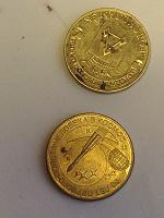Отдается в дар 10-рублевые монетки