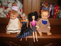 Отдается в дар Куклы Барби и Пупсы