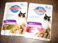 Отдается в дар корм для кошек science plan