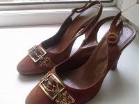 Отдается в дар Женская обувь летняя размер40