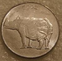 Отдается в дар Монета Индии 25 пайсов