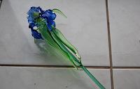 Отдается в дар Стеклянный цветок