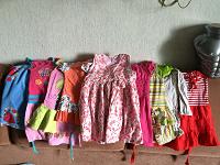 Отдается в дар Детские вещи платья на 3 года