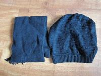 Отдается в дар Шапка, шарф, платок