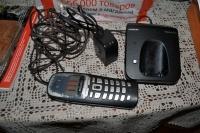 Отдается в дар домашний радиотелефон