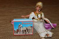 Отдается в дар маленький набор открыток из Помпеи