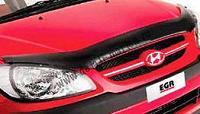 Отдается в дар Дефлектор капота на Hyundai getz