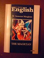 Отдается в дар Книга на англ.языке. Сомерсет Моэм