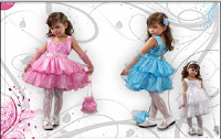 Отдается в дар Нарядное платье на малышку