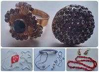 Отдается в дар Бижутерия — серьги, кольца, бусы, подвески