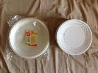 Отдается в дар Одноразовая посуда