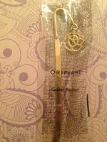 Отдается в дар Закладка Орифлейм.