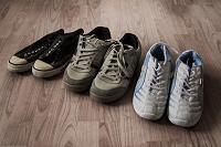 Отдается в дар Спортивная обувь 39 размера