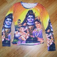 Отдается в дар Кофточка с индийскими богами