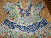 Отдается в дар Платье на малышку.