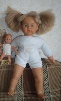 Отдается в дар Кукла большая