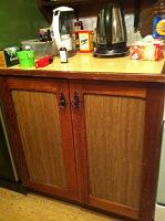 Отдается в дар Кухонный шкаф