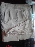 Отдается в дар Офисная юбочка xs