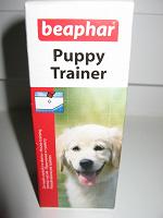 Отдается в дар для щенка средство для приучения к туалету