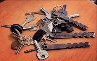 Отдается в дар Множество ключей.
