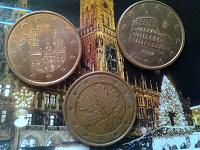 Отдается в дар Евро-пятачки