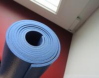 Отдается в дар Коврик для йоги