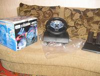 Отдается в дар Рулевое колесо (приставка для компьютера,sp)