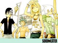 Отдается в дар Аниме-плакаты. Soul Eater
