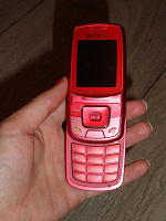 Отдается в дар телефон самсунг слайдер