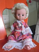 Отдается в дар кукла на восстановление.