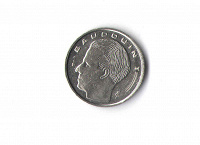 Отдается в дар Монета франк