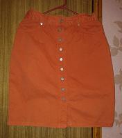 Отдается в дар Джинсовая юбка