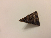 Отдается в дар Ацтекское кольцо