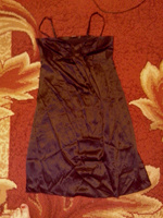 Отдается в дар Чёрное платьеце