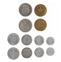 Отдается в дар Монеты и боны: много Кубы, Латвия, Китай, Гонконг