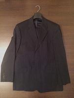 Отдается в дар Мужской костюм темно-синий Ritter 52 размера