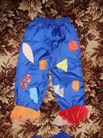 Отдается в дар Дарю брюки для мальчика спортивные рост 104 — 110 см.