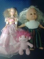 Отдается в дар кукляшки